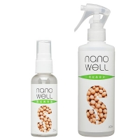 ナノウェル清拭美容液