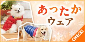 冬の新作犬服がそろいました
