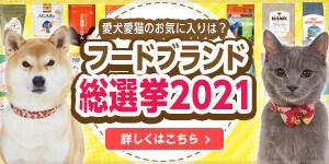 NO.1ブランドが決まる!フード総選挙2021