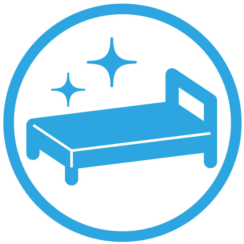 寝具が長持ち
