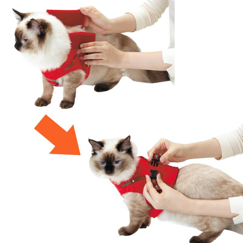 猫にも人にもストレスが少ない