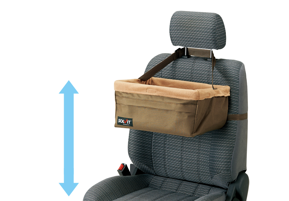 高さ調節ができるドライブボックス