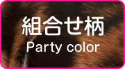 組み合わせparty color