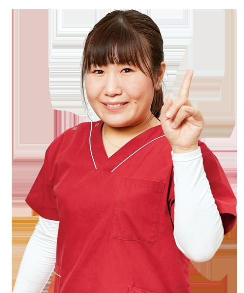 みゅう動物病院・朝倉舞佳看護師