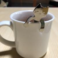 コーヒースプーン CAT